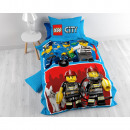 LEGO City Heroes  Multi 140 x 200 Multi