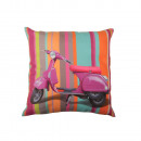 Vespa Purple 45 x 45 Purple