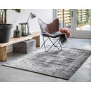 groothandel Home & Living: Vloerkleed Classic Grey 75 x 150 Grijs
