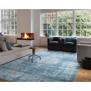 Großhandel Teppiche & Bodenbeläge: Teppich Classic  Light Blau 240 x 330 Blau