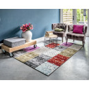 grossiste Tapis & Sols: Multi Tapis Retro 80 x 150 multi