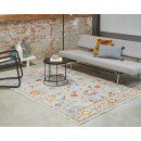 grossiste Maison et habitat: Tapis Bohemian  gris / jaune 170 x 230 Gris / Ge