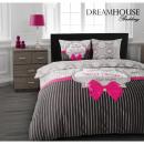 Großhandel Bettwäsche & Matratzen: Sweet Dreams Rosa 140 x 220 Rosa