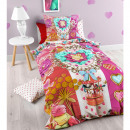 grossiste Meubles: So Cute Ruby multi 140 x 220 multi