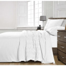groothandel Home & Living: PL01 Bali White 140 x 200/260 Wit