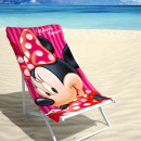 BEACH Disney  Minnie Summer 70 x 140 multi