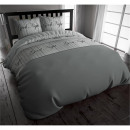 COT Wood Goodnight Grey 200 x 220 Gray