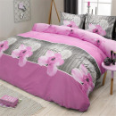 wholesale Home & Living: COT Orchid Pink 200 x 220 Pink