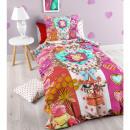 groothandel Home & Living: So Cute GER Ruby  Multi 135 x 200 (German) Multi