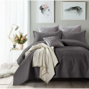 groothandel Home & Living: Wave Anthracite 260 x 250 Antraciet