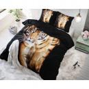 Tiger King Noir 240 x 220 Noir