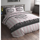 wholesale Bedlinen & Mattresses: GER ST Paris  Heritage Pink 135 x 200 (German) Roz