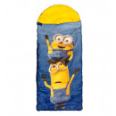 SLEEPBAG UNIVE  Minions Cool Blue 70 X 140 Blue