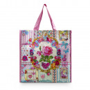 wholesale Bags & Travel accessories: So Cute Shopping  Bags 20 PCS Multi 41.5 x 41.5 x 1