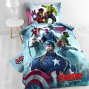 wholesale Licensed Products: Disney CZ Avengers Movie 140 x 200 Gray