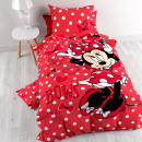wholesale Licensed Products: Minnie Bow Multi 140 x 200 Multi