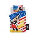 ingrosso Prodotti con Licenza (Licensing): Mickey mouse  Hollywood Multi 140 x 200 Multi