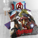 wholesale Licensed Products: Avengers Power  Multi 140 x 200 Multi