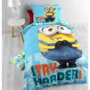 wholesale Licensed Products: UNIVE Minions  Harder Multi 140 x 200 Multi