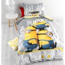 wholesale Licensed Products: UNIVE Minions  Chilling Multi 140 x 200 Multi