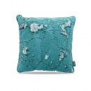 groothandel Home & Living: Cracked Paint  Turquoise 45 x 45 Turquoise