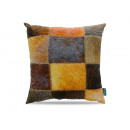 groothandel Stationery & Gifts: Patchwork Light XL  Orange 45 x 45 Oranje