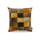 grossiste Articles de fête: Patchwork Orange clair 45 x 45 orange