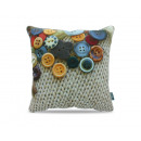 groothandel Home & Living: Buttons Multi 45 x 45 Multi