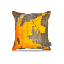 groothandel Stationery & Gifts: Orange Concrete  Orange 45 x 45 Oranje