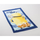 Minion BUM 70 x 140 Blue