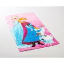 Frozen Pink Love 70 x 140 Roze