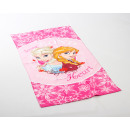 Frozen Strong Pink 70 x 140 Roze