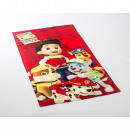 Paw Patrol Buddies Red 70 x 140 Rood
