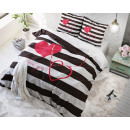 wholesale Home & Living: I Love You Black 200 x 220 Black