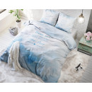 groothandel Home & Living: Dream Blue 140 x 220 Blauw