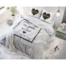 Im Bett Weiß 200 x 220 Weiß