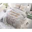 grossiste Maison et habitat: All My Love 140 x 220 Taupe Taupe