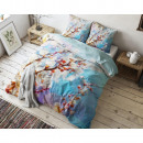 wholesale Bedlinen & Mattresses: Blossom Light Blue 240 x 220 Blue