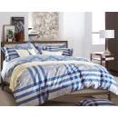 Großhandel Bettwäsche & Matratzen: Matain Blau 200 x 220 Blau