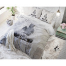 grossiste Linge de lit & Matelas: Buddha Amour Taupe 240 x 220 Taupe