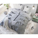 groothandel Home & Living: What do you love? Grey 240 x 220 Grijs