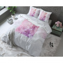 Großhandel Bettwäsche & Matratzen: Morgen Blüte Rosa 140 x 220 Rosa