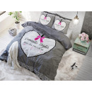 wholesale Home & Living: Romantic Grey 200 x 220 Gray