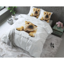 groothandel Home & Living: Beauty Sleep White 160 x 200 Wit