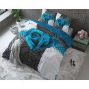 grossiste Maison et habitat: Garden Rose 2  Turquoise 160 x 200 Turquoise