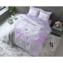 wholesale Home & Living: Bonjour Purple Purple 140 x 220