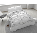 groothandel Home & Living: Sweetness White 140 x 220 Wit