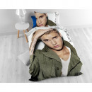 wholesale Licensed Products: Just Bieber Live!  140 x 200 White White