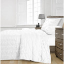 groothandel Home & Living: PL04 Saint Tropez  White 240 x 200/260 Wit