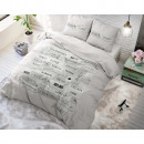 groothandel Home & Living: Lovely Things Grey 160 x 200 Grijs